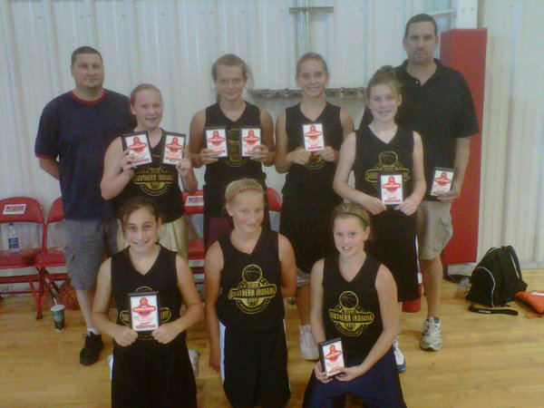 Team Southern Indiana Girls' Middle School Summer League