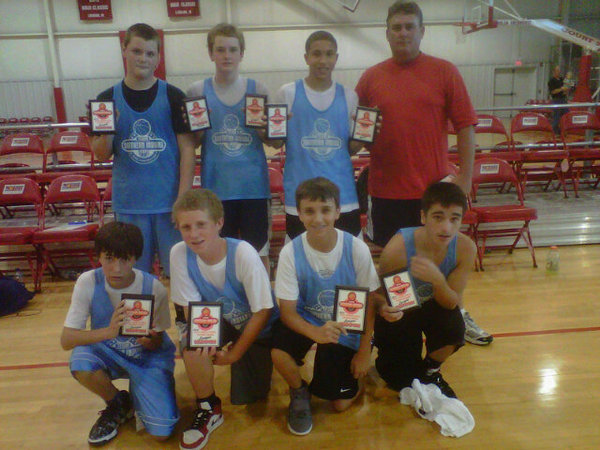 Team Southern Indiana Boys' Middle School Summer League