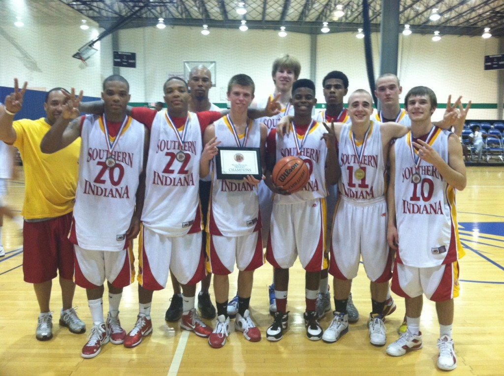Team Southern Indiana 2012 Red